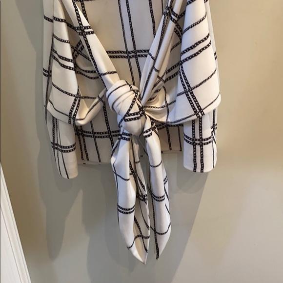C/MEO chain detail dress